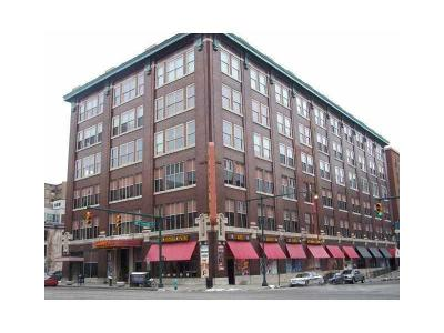 indianapolis Condo/Townhouse For Sale: 141 South Meridian Street #505
