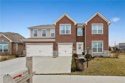 Zionsville Single Family Home For Sale: 6189 Silver Maple Way