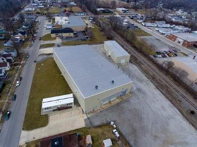 Wayne County Commercial Lease For Lease: 326 Northwest E Street