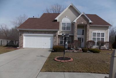 Indianapolis Single Family Home For Sale: 3616 Duffers Circle