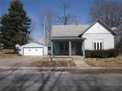 Coatesville Single Family Home For Sale: 8340 Main Street