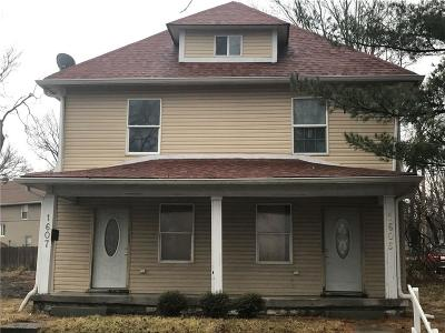 Indianapolis Single Family Home For Sale: 1605 Nowland