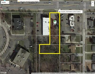 Indianapolis Commercial For Sale: 1005 East 86th Street