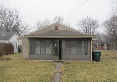 Delaware County Single Family Home For Sale: 918 East 25th Street