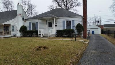 Single Family Home For Sale: 2507 Northview Avenue