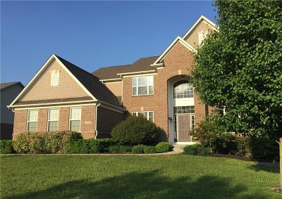 Zionsville Single Family Home For Sale: 2991 Stone Creek Drive