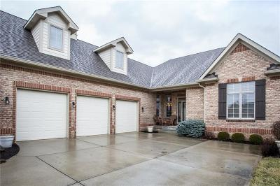 Fishers Single Family Home For Sale: 11561 Glen Ridge Circle