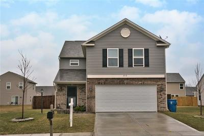 Indianapolis IN Single Family Home For Sale: $175,000