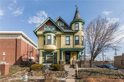 Indianapolis Single Family Home For Sale: 645 South Meridian Street