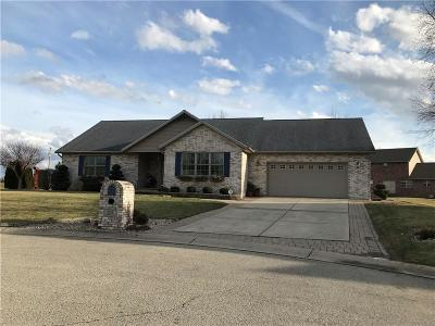 Decatur County Single Family Home For Sale: 1521 South Hunters Drive