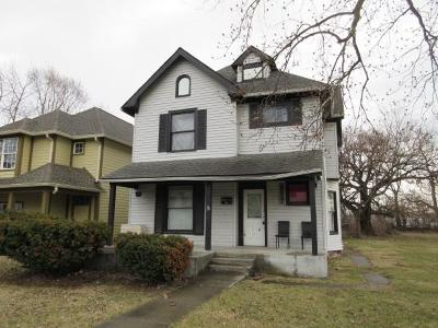 Indianapolis IN Single Family Home For Sale: $279,900