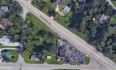 Indianapolis Commercial For Sale: 5555 Southeastern Avenue