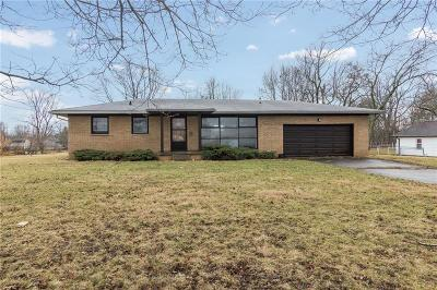 Indianapolis Commercial For Sale: 9915 East 21st Street