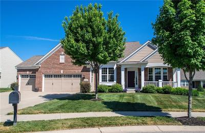 Fishers Single Family Home For Sale: 14106 Cambria Court
