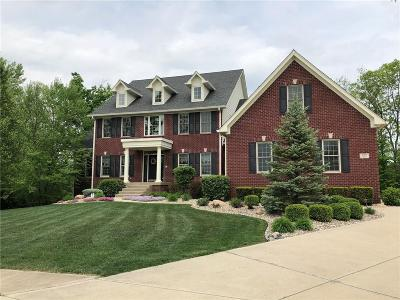 Bargersville Single Family Home For Sale: 5989 Hollow Court