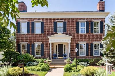 Carmel Single Family Home For Sale: 1881 West Main Street