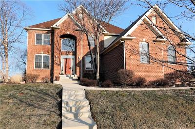 Fishers Single Family Home For Sale: 13622 Cosel Way
