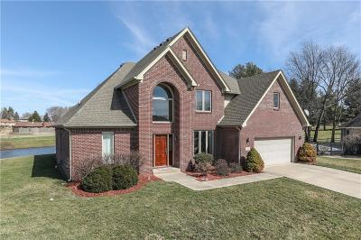 Greenwood Single Family Home For Sale: 393 Hazy Lane