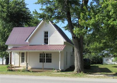 Parke County Single Family Home For Sale: 7072 East Us Hwy 36