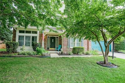 Carmel, Westfield Single Family Home For Sale: 845 Grace Drive