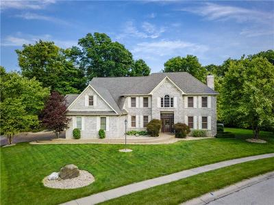 Indianapolis Single Family Home For Sale: 5727 Stonechat Lane