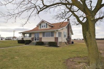 Delaware County Single Family Home For Sale: 5990 North County Road 650 Road E