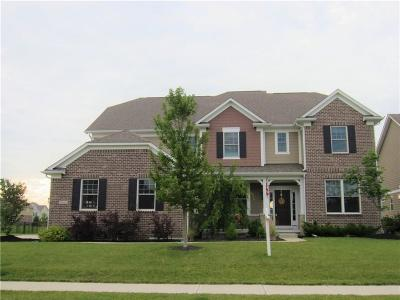 Fishers Single Family Home For Sale: 9943 Win Star Way