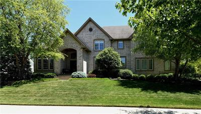 Carmel, Westfield Single Family Home For Sale: 16145 Brookhollow Drive
