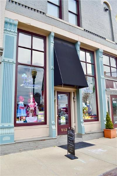 Noblesville Commercial Lease For Lease: 982 Logan Street