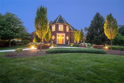 Fishers Single Family Home For Sale: 290 Breakwater Drive