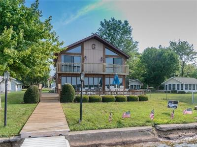 Single Family Home For Sale: 10301 North Grand Boulevard