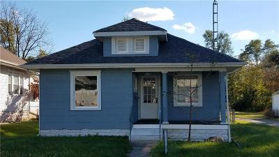 Henry County Single Family Home For Sale: 1901 Lincoln Avenue