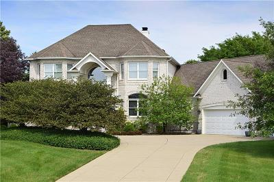Hendricks County Single Family Home For Sale: 2191 Autumn Briar Court