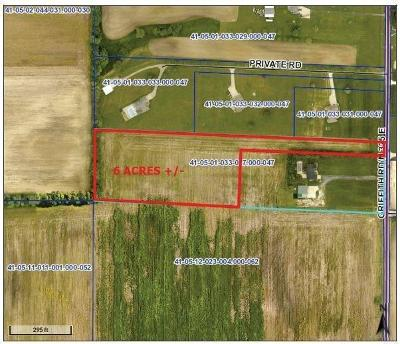Greenwood Residential Lots & Land For Sale: 1470 Griffith Road