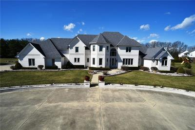 Johnson County Single Family Home For Sale: 480 South Peterman Road