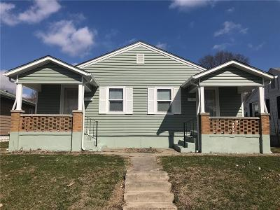 Henry County Multi Family Home For Sale: 1404 H Avenue