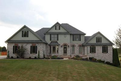Westfield Single Family Home For Sale: 16140 Ditch Road
