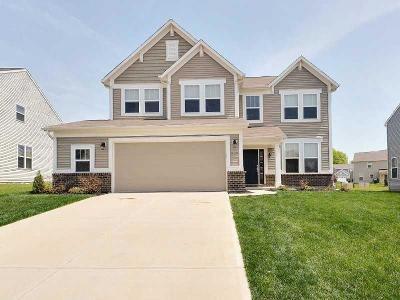 Greenwood Single Family Home For Sale: 1587 Lavender Lane