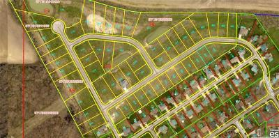 Delaware County Residential Lots & Land For Sale: Kings Canyon Drive