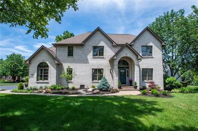 Mc Cordsville, Mccordsville Single Family Home For Sale: 10264 Bee Camp Court