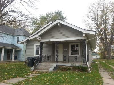 Anderson Single Family Home For Sale: 2319 Brown Street