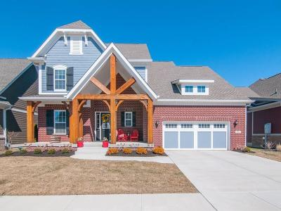 Westfield Single Family Home For Sale: 1472 Birdsong Drive