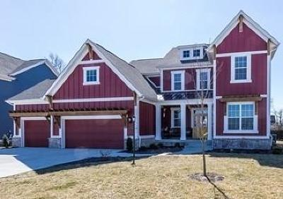 Fishers Single Family Home For Sale: 10603 Hinterland Drive