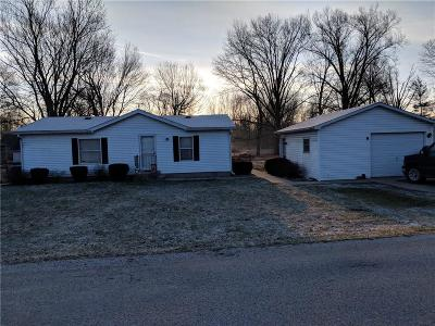 Clay County Single Family Home For Sale: 8993 North Nellie Lane