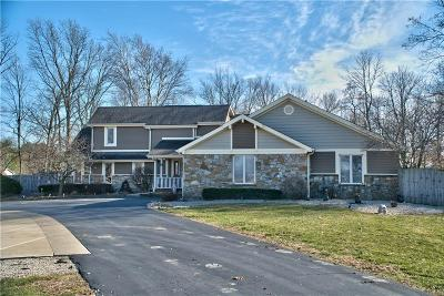 Indianapolis Single Family Home For Sale: 9607 East Southport Road
