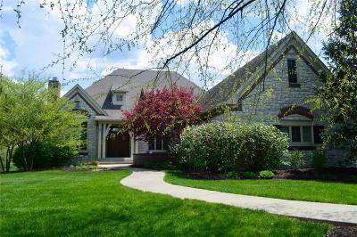 Zionsville Single Family Home For Sale: 1 Stone Wall Lane