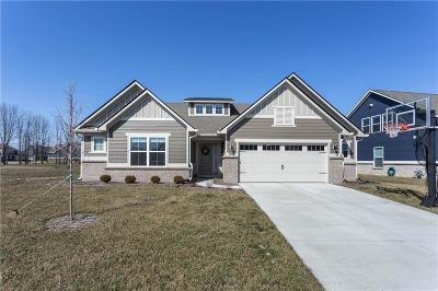 Brownsburg Single Family Home For Sale: 6088 Harvest Moon Lane