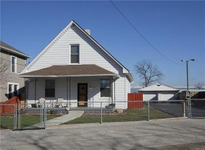 Indianapolis Single Family Home For Sale: 2526 Maywood Road