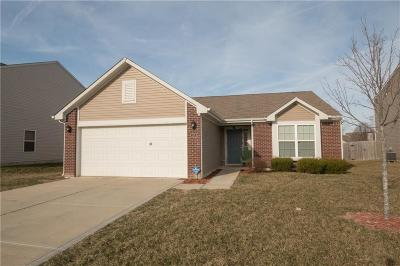 Indianapolis Single Family Home For Sale: 2178 Rossington Lane