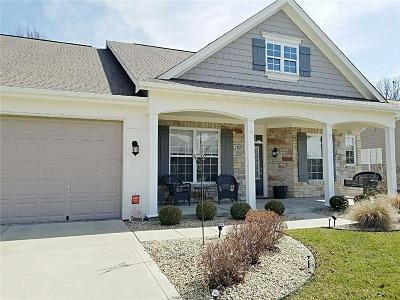 Brownsburg Single Family Home For Sale: 2821 Avebury Way